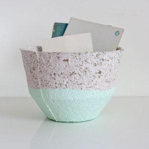 Paper Basket by DearHuman