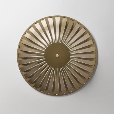 Studio Susanne de Graef – Glint Light (Wall) Gold 01