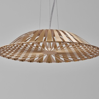 Studio Susanne de Graef – Glint Light (Suspended) Copper 01