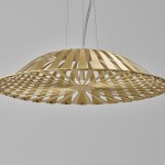 Studio Susanne de Graef – Glint Light (Suspended) Gold 03