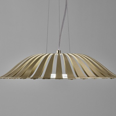 Studio Susanne de Graef – Glint Light (Suspended) Gold 01
