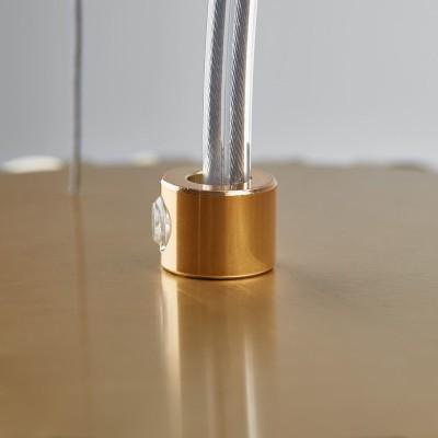 Studio Susanne de Graef – Glint Light (Suspended) Brass 01