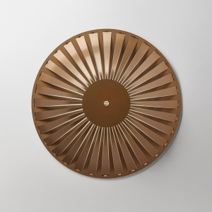 Studio Susanne de Graef – Glint Light (Wall) Copper 01