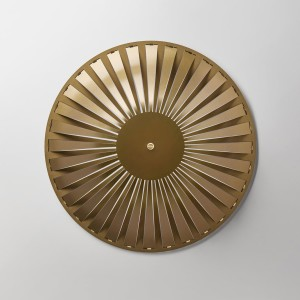 Studio Susanne de Graef – Glint Light (Wall) Gold 03
