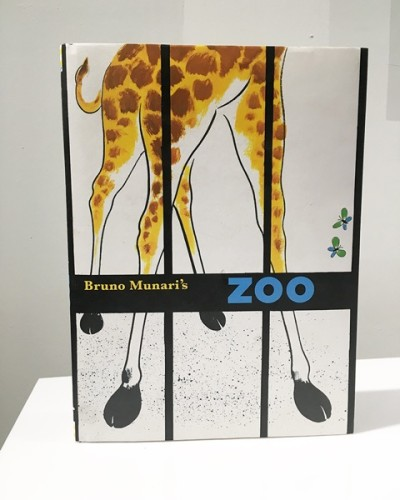 Zoo by Bruno Munari – children's book
